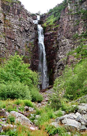 Švedska - Prirodne ljepote