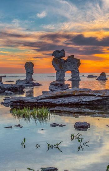 Švedska - Top atrakcije