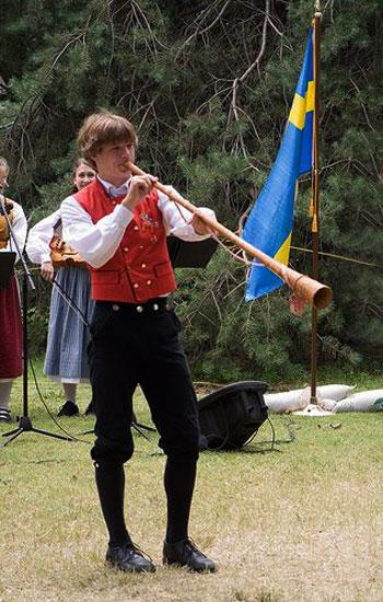 Švedska - Kultura i običaji