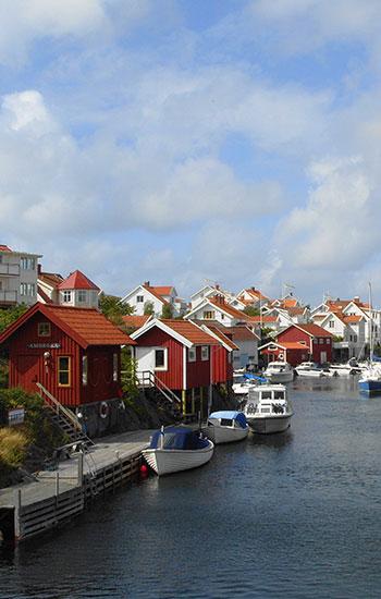 Švedska - Regije i gradovi