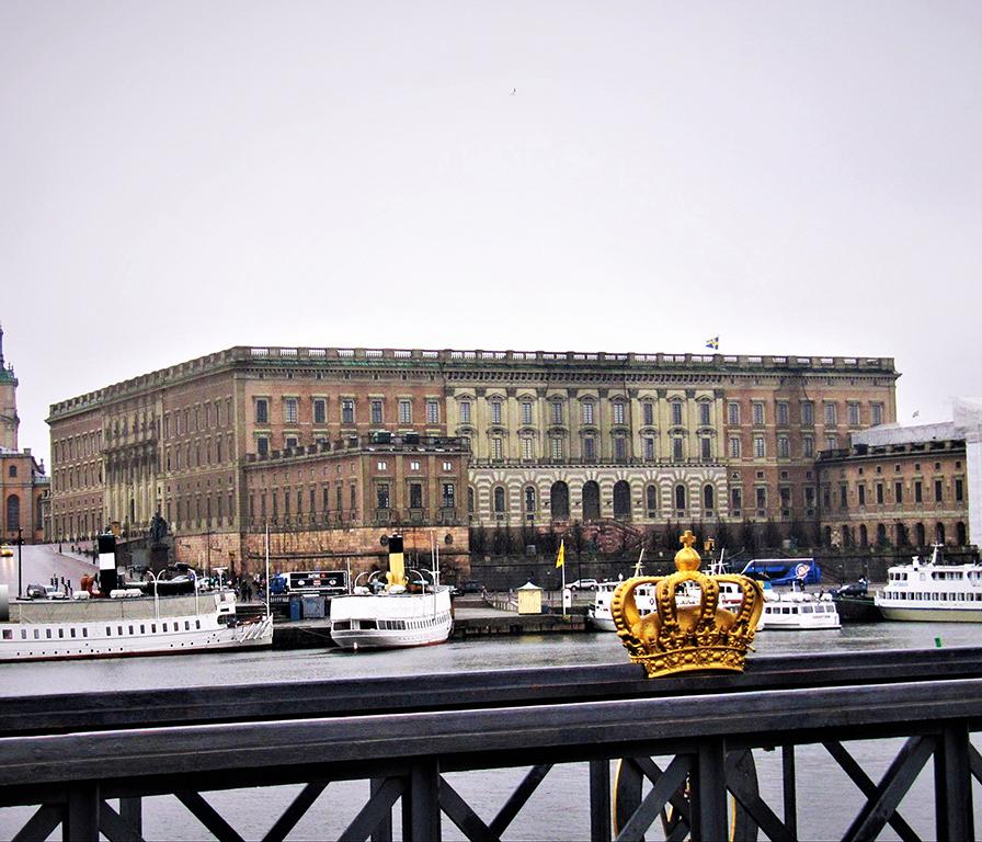 Kraljevska palača, Stockholm. Izvor: NordicPoint