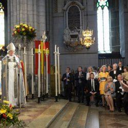 Švedski nadbiskup Antje Jackelen