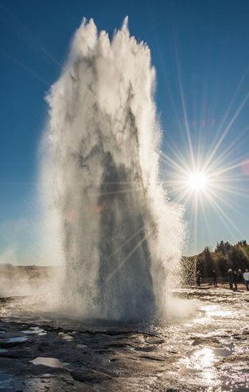 Island - atrakcije