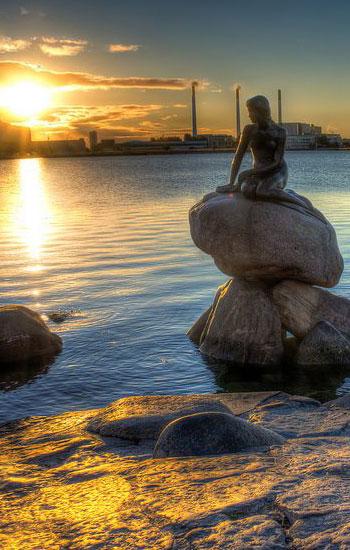 Danska - atrakcije