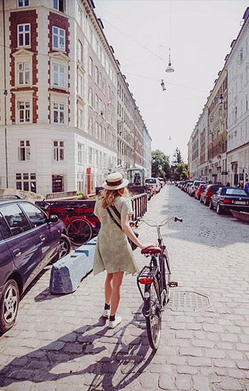 Danska - transport