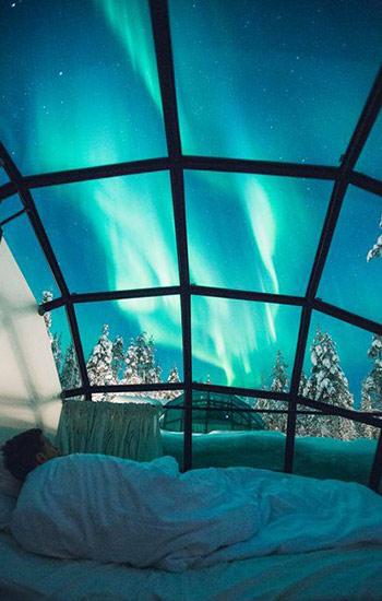 Finska - atrakcije