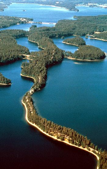 Finska - prirodne ljepote
