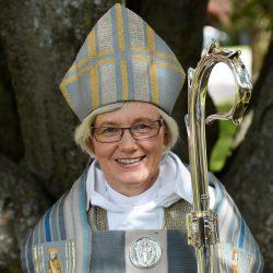 Švedski nadbiskup Antje Jackelen. Foto: Magnus Aronson