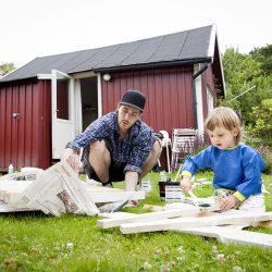 Odrastanje u Švedskoj. Izvor: Kristin Lidell/imagebank.sweden.se