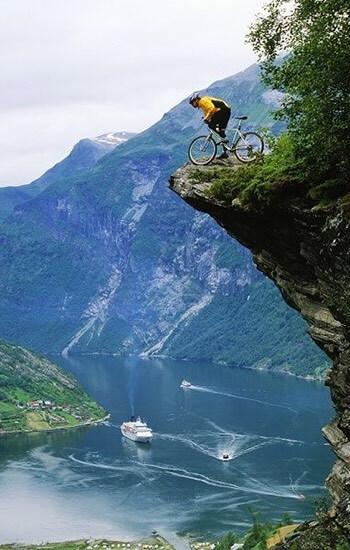 Norveška - aktivnosti