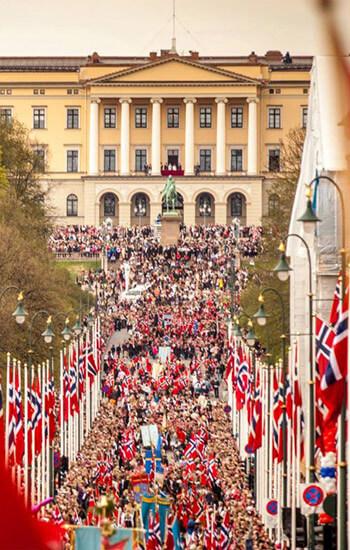 Norveška - kultura - običaji