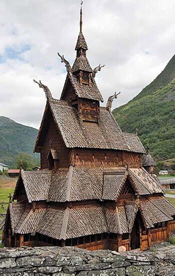 Norveška - povijest