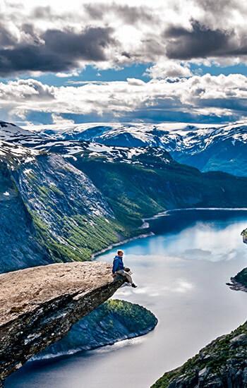 Norveška - prirodne ljepote
