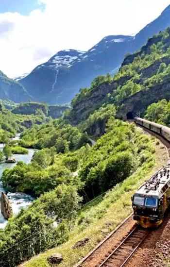 Norveška - transport