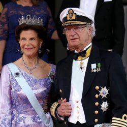 Švedski kralj Carl XVI Gustav i kraljica Silvia