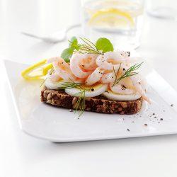 Danski otvoreni sendvić. Izvor: Maria Nielsen/VisitDenmark