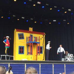 Predstava Pipi Duga Čarapa, Tivoli, Cph. Izvor: Nordic Point