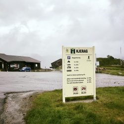 Øygardstøl - početna točka za Kjeragbolten hike. Izvor: NordicPoint