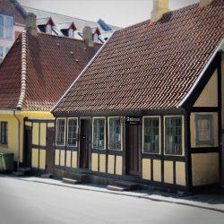 Rodna kuća Hans Christiana Andersena, Odense. Izvor: Nordic Point