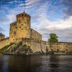 Dvorac Olavinlinna, Savonlinna. Izvor: Zoran Babic