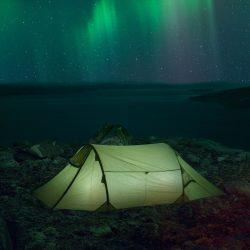 Polarna svjetlost, Nuuk, Grenland. Izvor: Mads Pihl - Visit Greenland