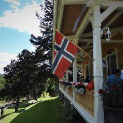 Telemark kanal, Vrangfoss ustav. Izvor: NordicPoint