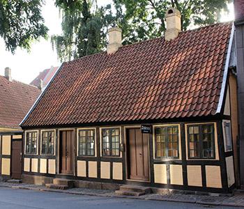 Denmark-odense-hans_christian_andersen-childhood_home