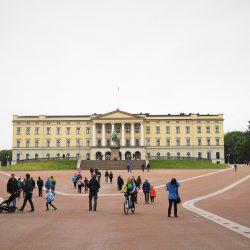Kraljevska palača, Oslo. Izvor: NordicPoint