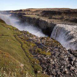 Vodopad Dettifoss. Izvor: Unukorno