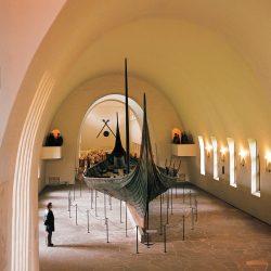 Gokstad brod, Muzej vikinških brodova. Izvor: ohan Berge - Visitnorway.com