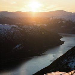 Mount Hoven. Izvor: Bård Basberg/Loen Skylift
