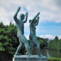 Park Vigeland, Oslo. Izvor: NordicPoint