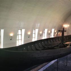 Brod Gokstad, Muzej vikinških brodova. Izvor: NordicPoint