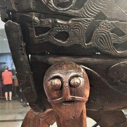 Detalj sa kola, Muzej vikinških brodova. Izvor: NordicPoint