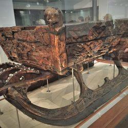 Saonice, Muzej vikinških brodova. Izvor: NordicPoint