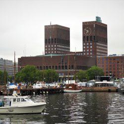 Gradska vijećnica, Oslo. Izvor: NordicPoint