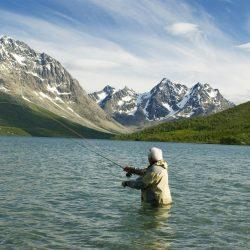Lyngen, Troms. Izvor: C.H. - Visitnorway.com