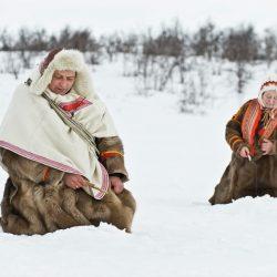 Pecanje na ledu, Finnmark. Izvor: Terje Rakke/Nordic Life - Visitnorway.com
