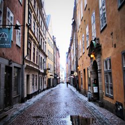 Gamla Stan, Stockholm. Izvor: Nordic Point