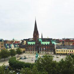 Stortorget (Veliki Trg) i Gradska vijećnica, Malmö. Izvor: Nordic Point