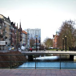 Regementsgatan, Malmö. Izvor: Nordic Point
