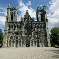 Nidaros katedrala. Izvor: Terje Rakke/Nordic life - Visitnorway.com