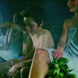 Finska sauna. Izvor: Kari Ylitalo/VisitFinland