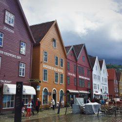 Bryggen, Bergen. Izvor: NordicPoint