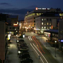 Rovaniemi, centar. Izvor: VisitRovaniemi