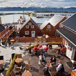 Husavik, Island.