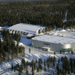 Lappi Areena, Rovaniemi. Izvor: VisitRovaniemi