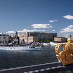 Gamla Stan, Stockhom. Izvor: Ola Ericson/imagebank.sweden.se