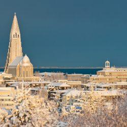 Reykjavik. Izvor: VisitIsland