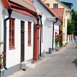 Visby, Gotland. Izvor: Rodrigo Rivas Ruiz/imagebank.sweden.se